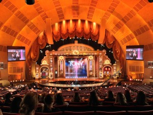 Tony Awards Rehearsal 2014