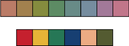 CRI-Colors